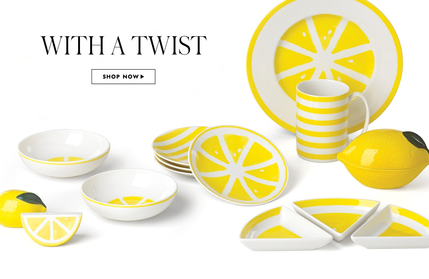 With A Twist Collection