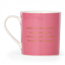 "Things We Love Bikini ""Glamorous"" Mug"