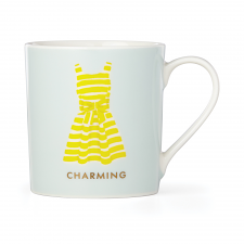 "Things We Love Dress ""Charming"" Mug"