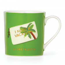"Things We Love Palm ""Globe Trotter"" Mug"