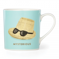 "Things We Love Sunglasses ""Mysterious"" Mug"