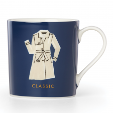 "Things We Love Trench ""Classic"" Mug"