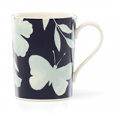 Petal Lane Mint Flower Mug