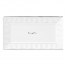 kate spade new york York Avenue Hors d'oeuvres Tray