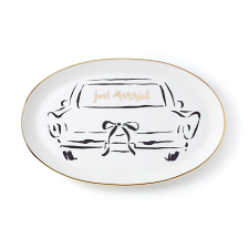 Bridal Party Oblong Dish