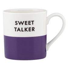 Wit & Widsom Sweet Talker Mug