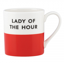 Wit & Wisdom Lady of the Hour Mug