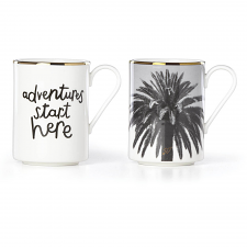 Spirit of Adventure Mug Pair