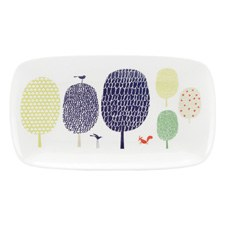 kate spade new york About Town Hors D'Oeuvres Tray 35cm