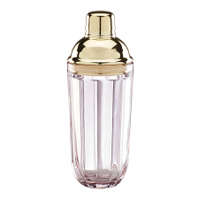 Park Circle Rose Tea Cocktail Shaker