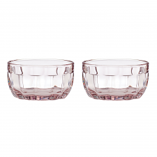 Park Circle Rose Tea Mini Bowl Set of 2