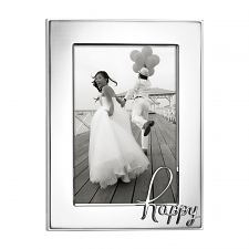 In a Word Happy Frame 4x6