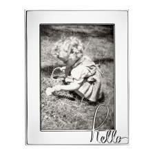 In a Word Hello Frame 5x7