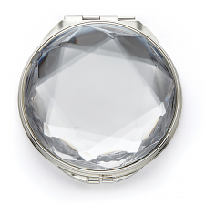 Key Court Compact Mirror