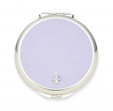 Spade Street Lilac Compact Mirror