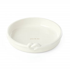With Love Ring Dish 10.2cm