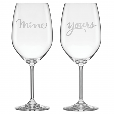 kate spade new york Two of a Kind Mine/Yours Wine Pair