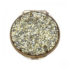Simply Sparkling Compact Gold