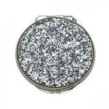 Simply Sparkling Compact Silver