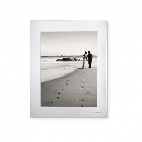 Darling Point Frame 20x25cm - Mr & Mrs