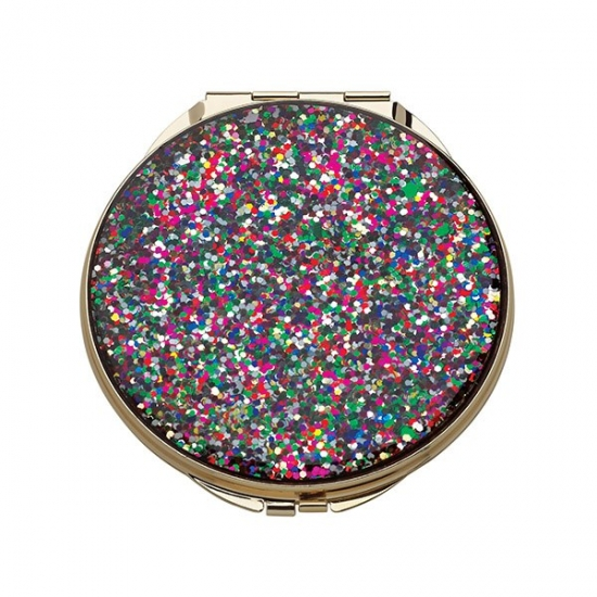 Simply Sparkling Compact Multi-Coloured