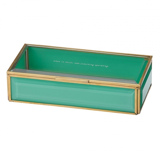 Out Of The Box Jewellery Box Turquoise