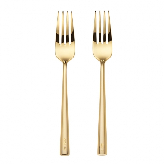 Two Hearts Fork Set